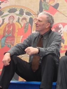 Kiko Arguello, idealizador e fundador do Caminho Neocatecumenal